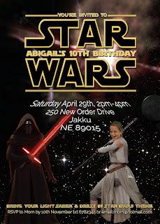 More Star Wars Fun