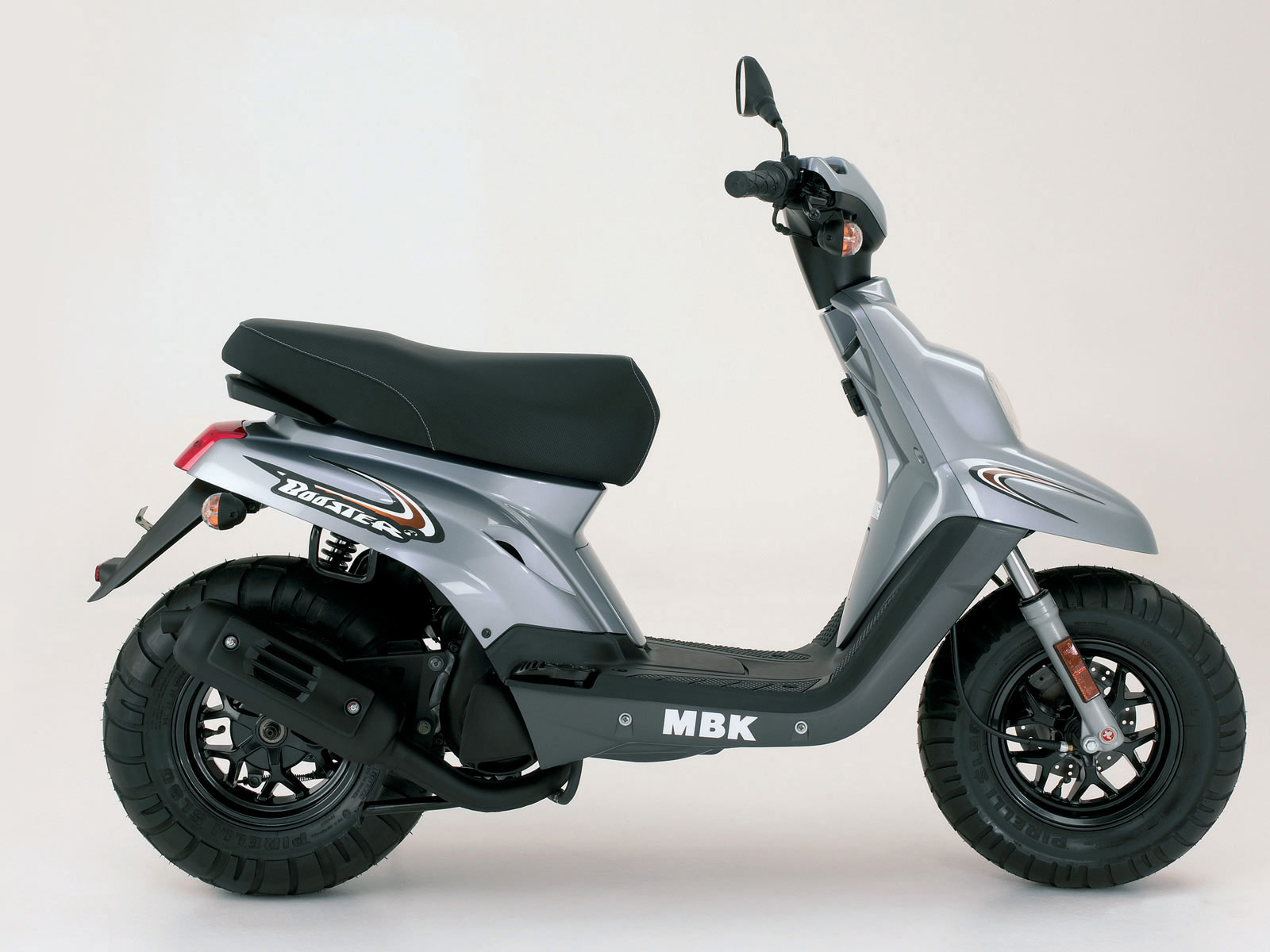Mbk Scooter Pictures 2006 Booster Specifications