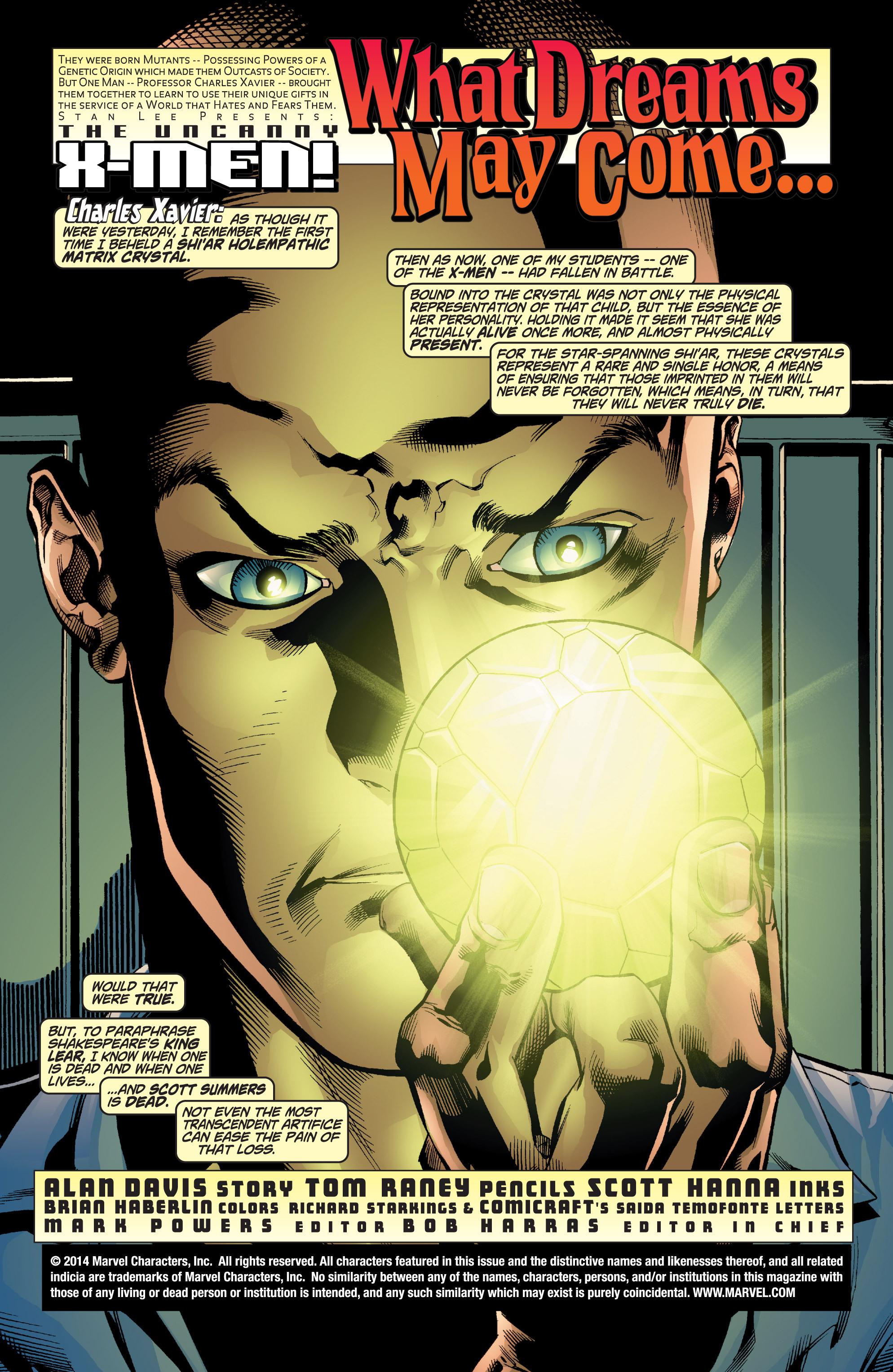 Read online Uncanny X-Men (1963) comic -  Issue #379 - 2