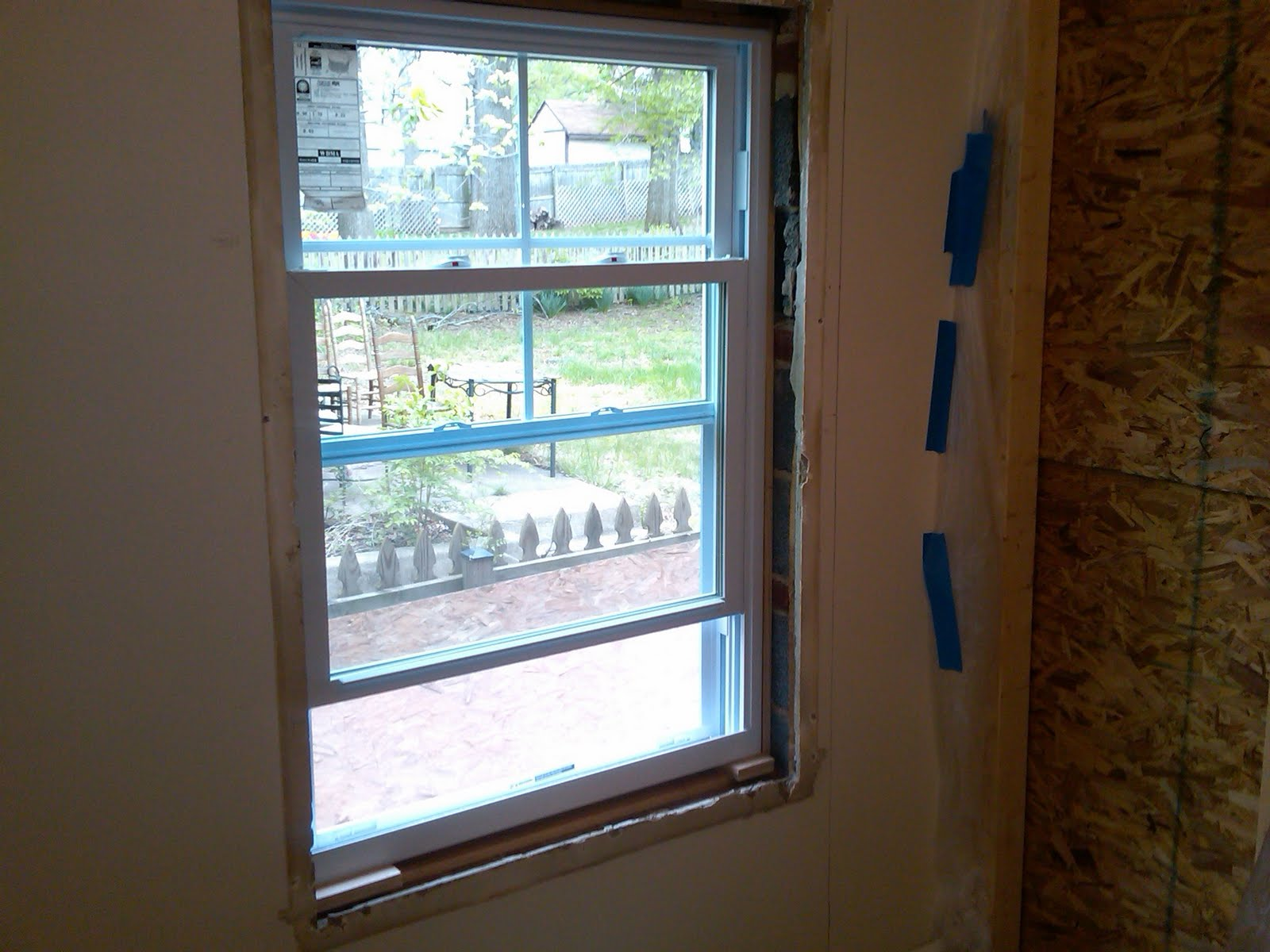 Not Quite A Teardown DIY How To Replace A Window In A