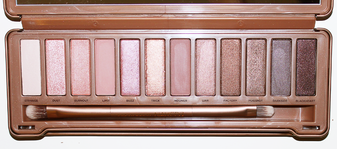 Urban Decay Naked3 Eyeshadow Palette reviews, photos