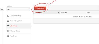 Block Your IP address in Google Analytics