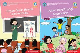 Buku Tematik Kelas 5 SD/MI Kurikulum 2013