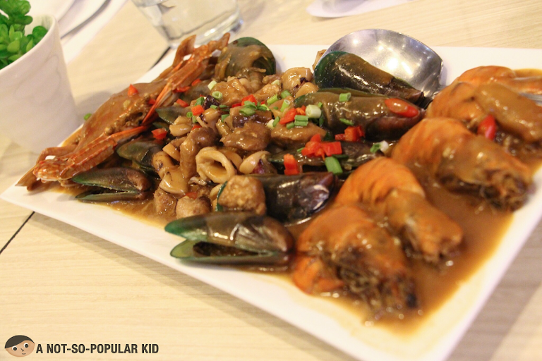 Spicy Seafood Adobo of Limbaga 77