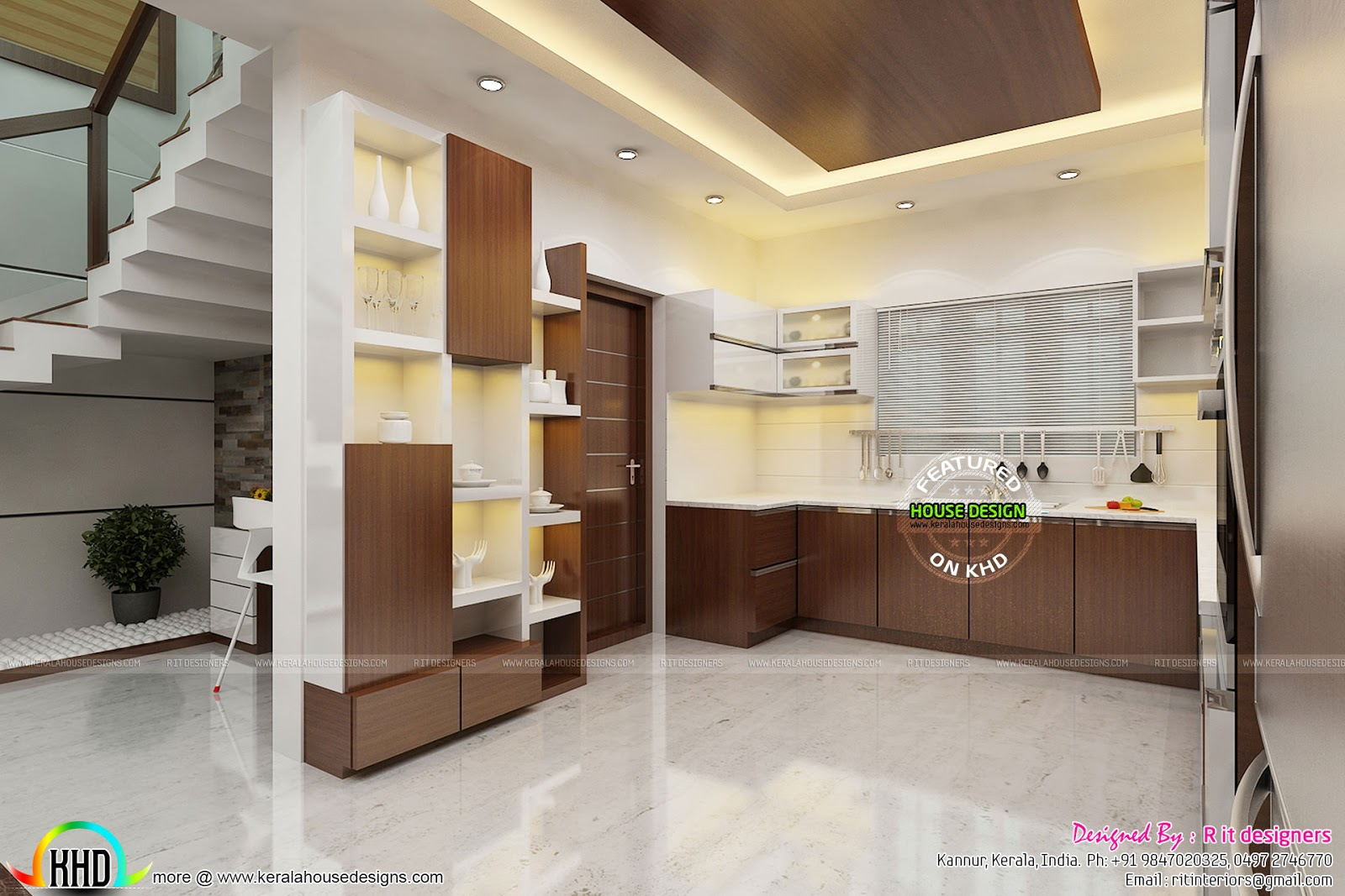 2017 Kitchen And Dining Trends In Kerala Kerala Home