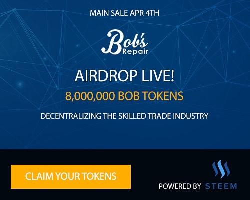 Dự án Bobsrepair - Tặng 20 token BOP