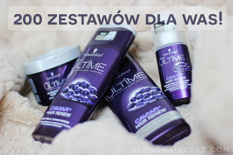Kawiorowe kosmetyki do włosów | Essence Ultime Caviar+ Hair Renew | 200 zestawów dla Was! - czytaj dalej »