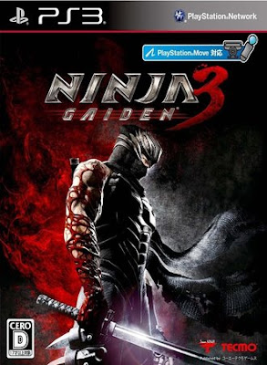 Ninja Gaiden 3 Razors Edge PS3 DUPLEX
