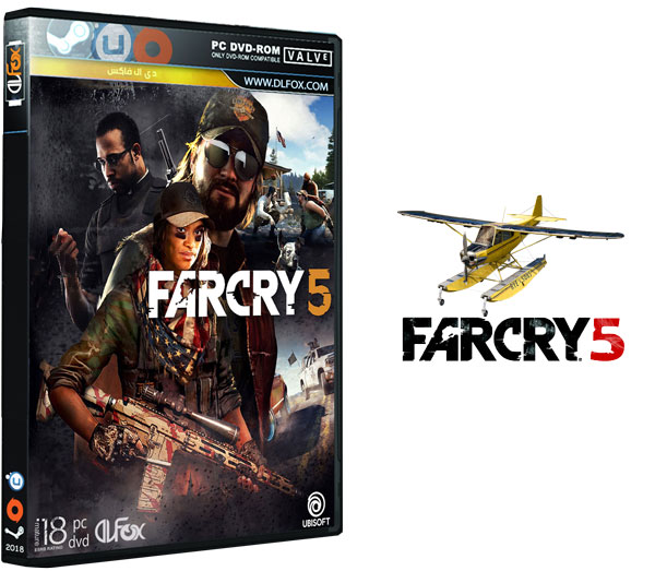FAR CRY 5, 500MB PART FITGIRLS REPACK - SmartPatel