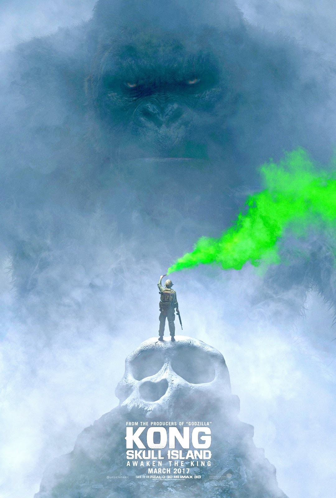 Kong: Skull Island Dual Audio Hindi Dubbed