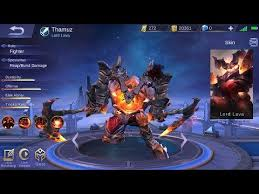 Hero Baru Mobile Legends : Thamuz, Hero Finghter Yang Menakutkan!