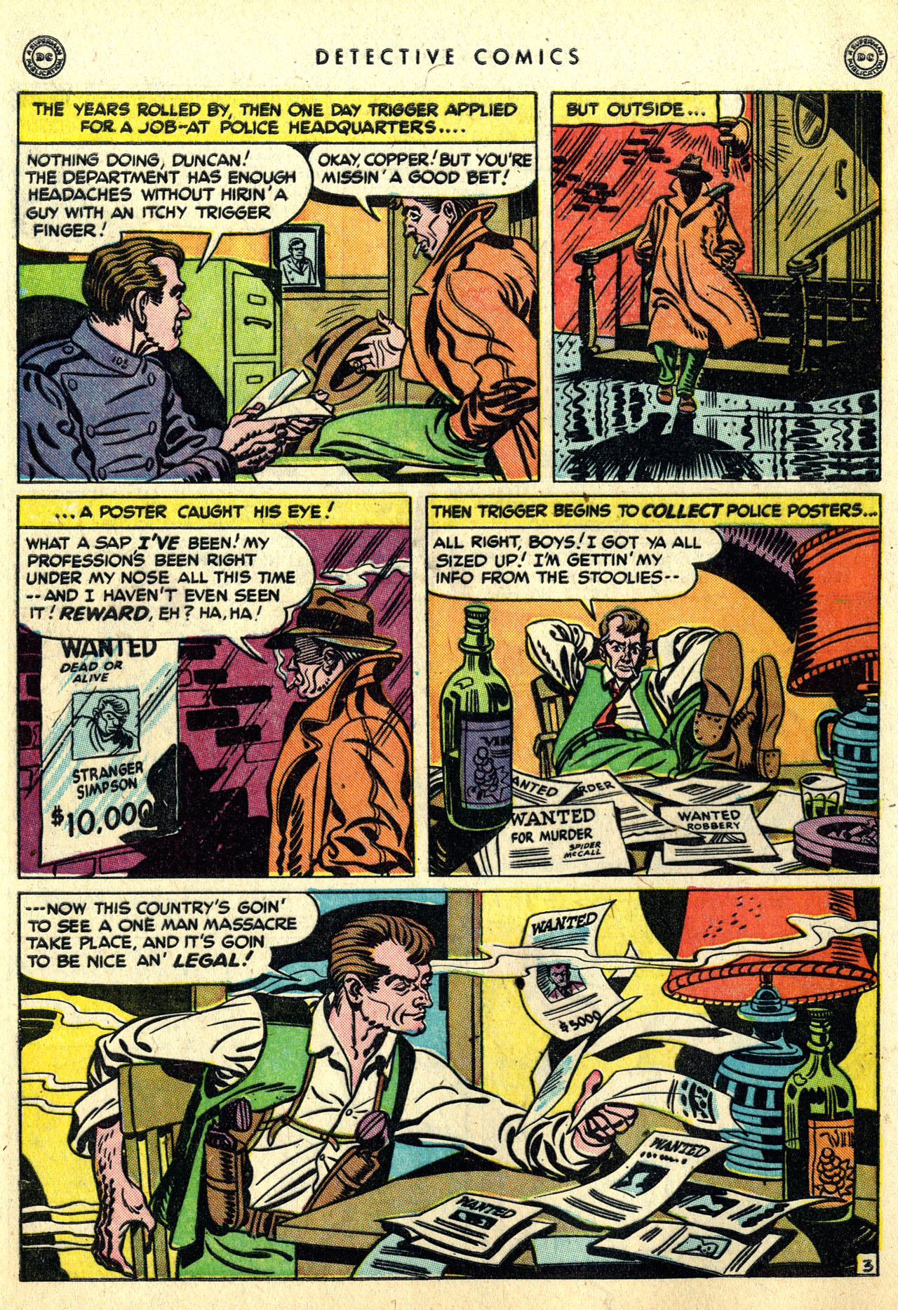 Read online Detective Comics (1937) comic -  Issue #133 - 40