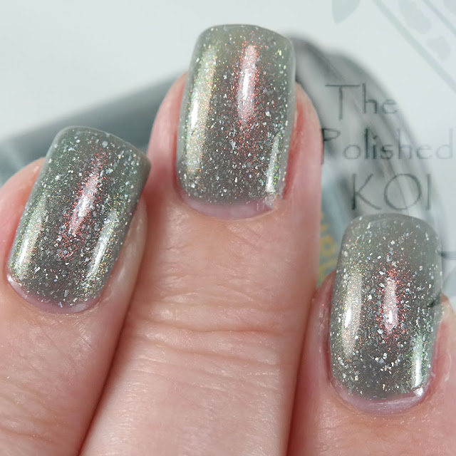 Bee's Knees Lacquer - When Water Sang Fire