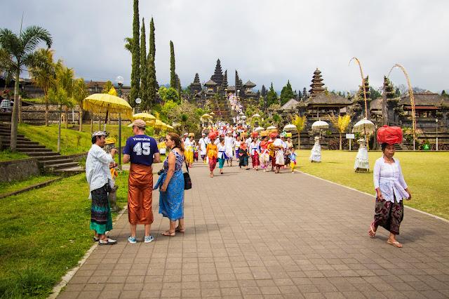 Tempio Pura Besakih-Bali