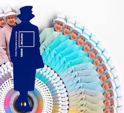 Pantone Diamond Jubilee Colour Guide
