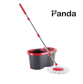 The Panda Deluxe Spin Mop Review
