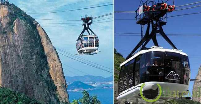 Bondinho (Rio de Janeiro, Brasil)
