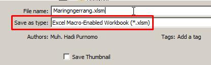Cara Mengatur Shortcut pada Microsoft Office Excel