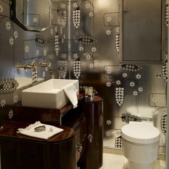 New Home Interior Design: Bathrooms