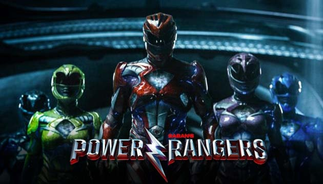 power rangers movie bioskop terbaru