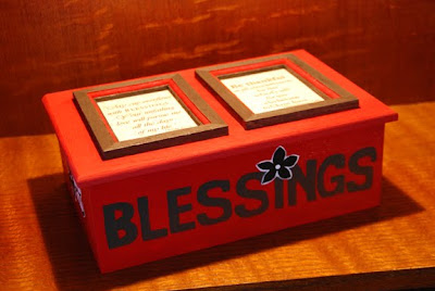 God's blessing box
