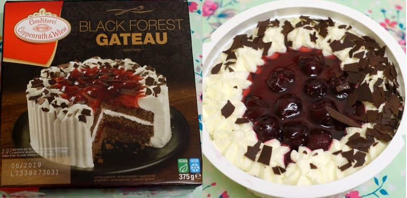 Conditorei Coppenrath & Wiese black forest gateau deep frozen cake