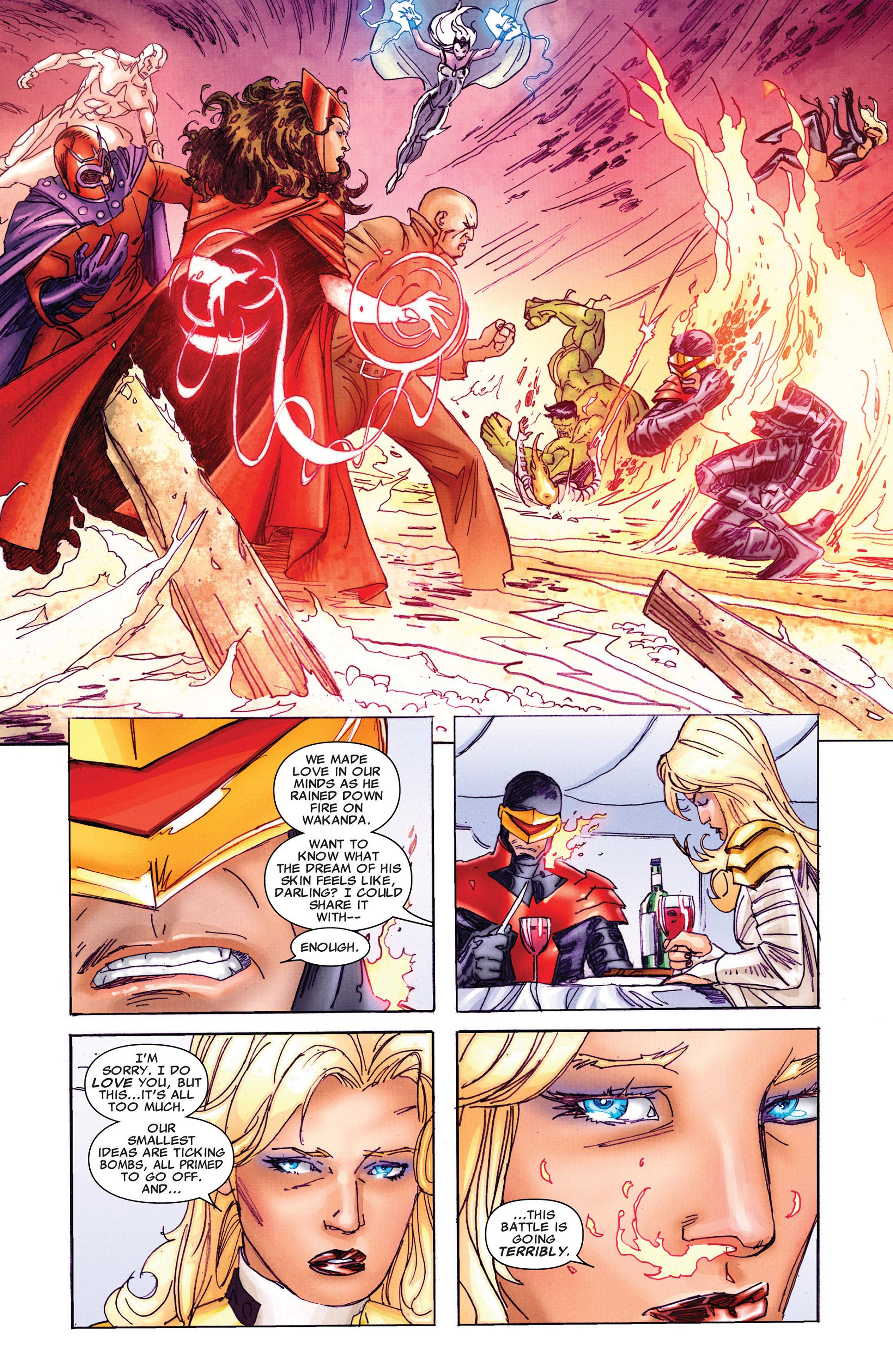 Read online Uncanny X-Men (2012) comic -  Issue #18 - 19
