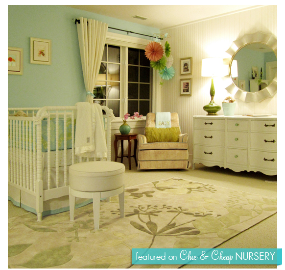 Decor Help: Alamode: Nursery Inspiration- Sources And Blogs To Help