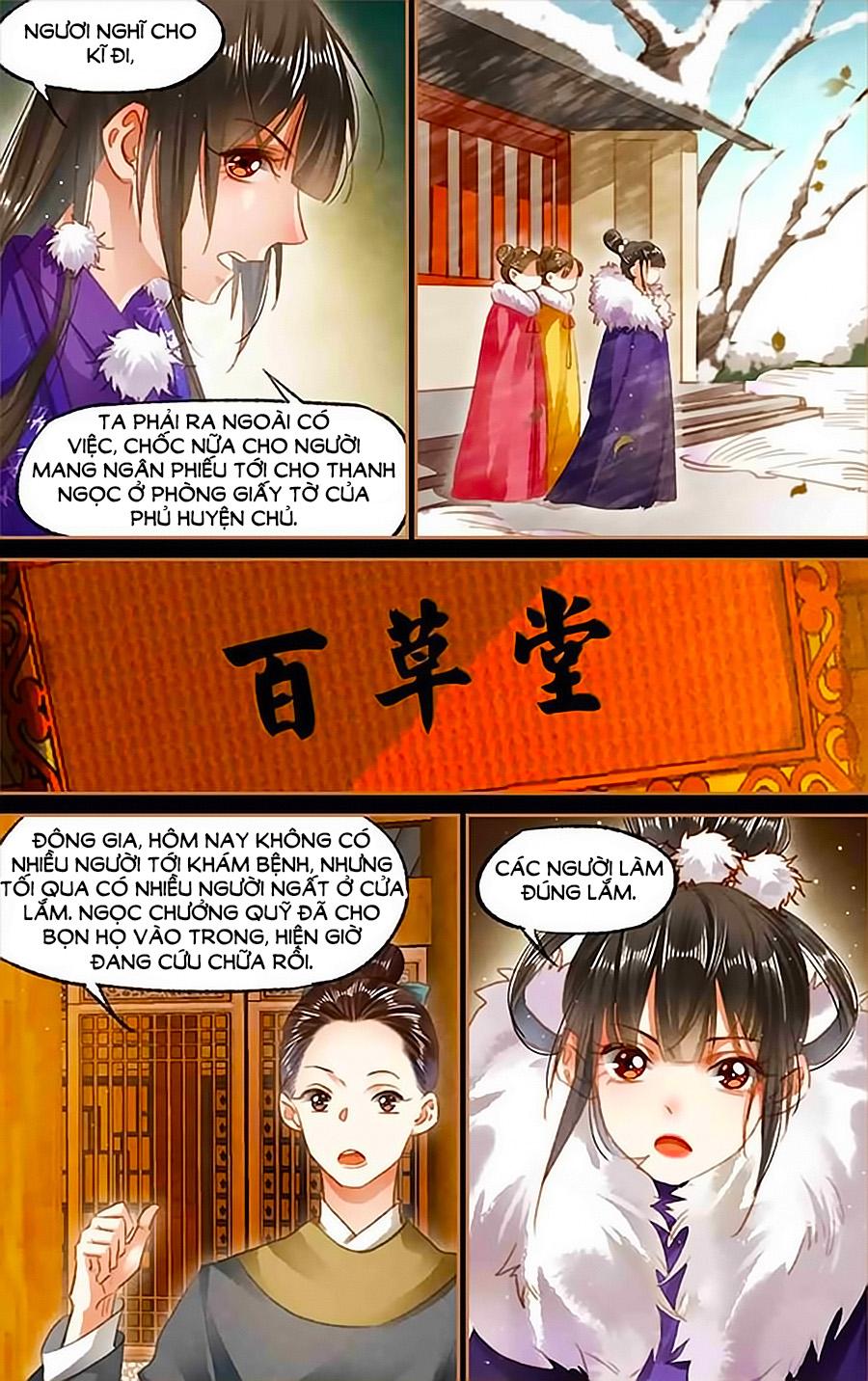 Thần Y Đích Nữ Chap 98 - Trang 4