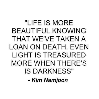 BTS inspiring quotes And sayings