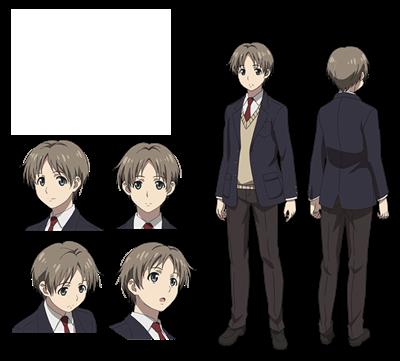 ทาเทะวากิ โชทาโร่ (Tatewaki Shotaro) @ Beautiful Bones: Sakurako's Investigation สืบจากกระดูก