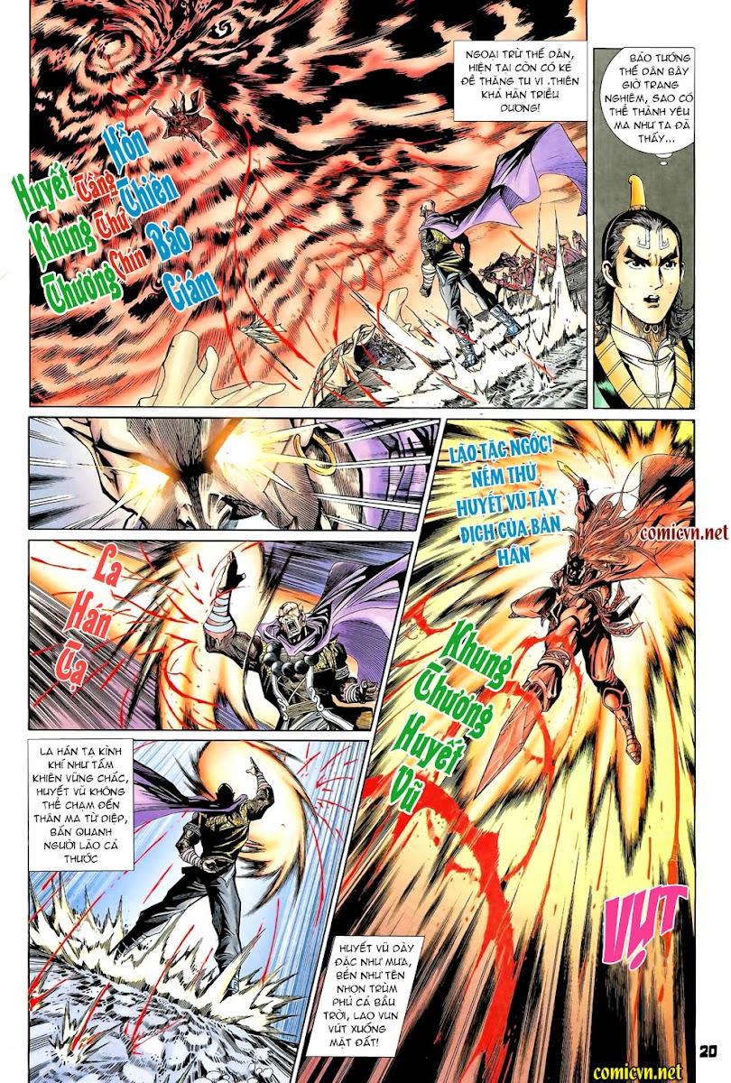 Đại Đường Uy Long chapter 93 trang 20