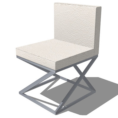 Sketchup - Chair-023