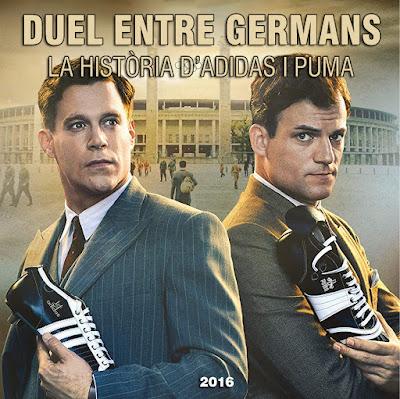 Duel entre germans: La història d'Adidas i Puma - [2016]