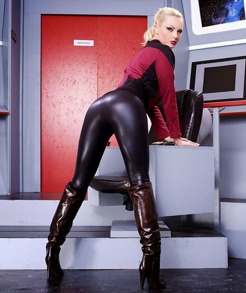 porn women Trek Star naked Voyager