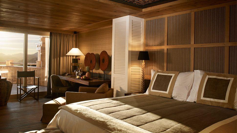 Crans Montana Hotel Luxe
