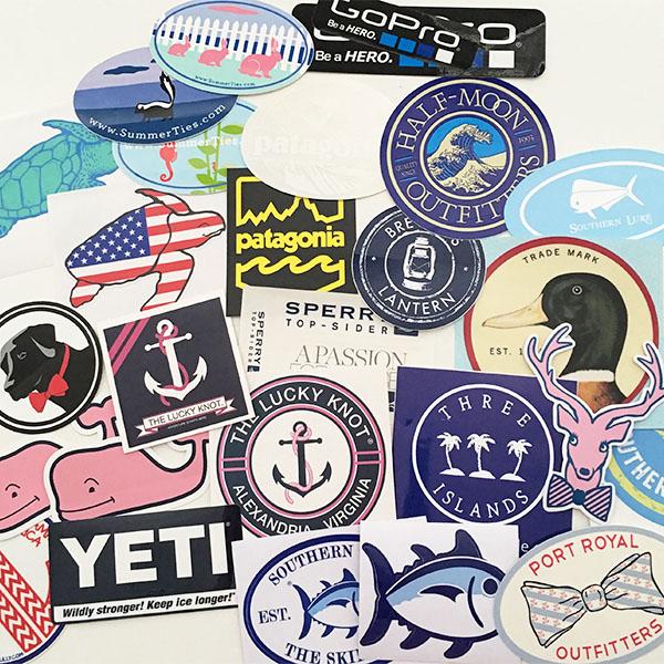 Kellyprepster: Preppy Stickers