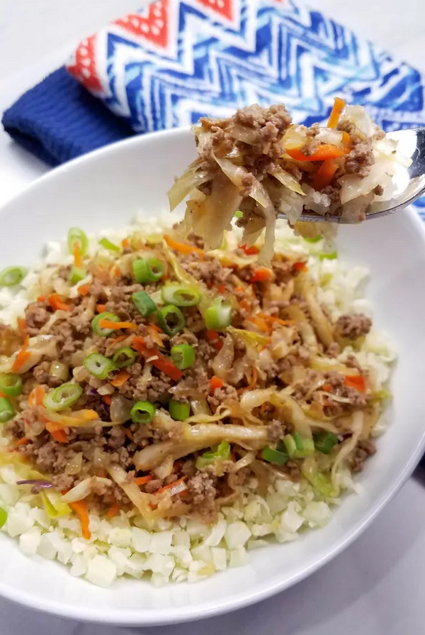 Instant Pot Egg Roll