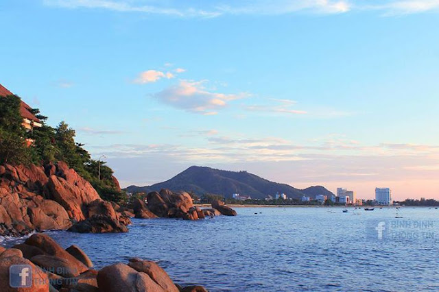 Dịch vụ cho thuê xe hợp đồng du lịch tại Phú Yên - Biển Mỹ Á