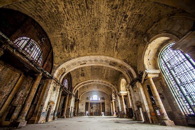 7 lieux abandonnés à voir aux États-Unis