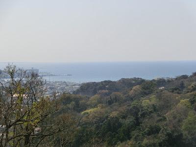 葛原ヶ岡・大仏ハイキングコース