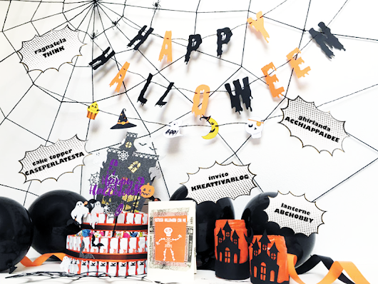 Kreattivablog: Il tuo party di Halloween last minute