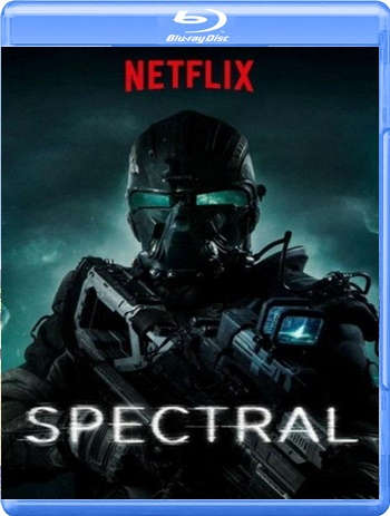 Spectral (2016) HD 1080p Español Latino
