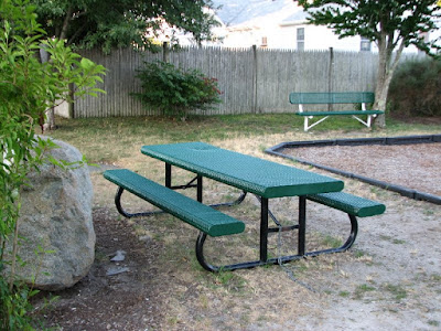 West Dennis Playground Picnic Area