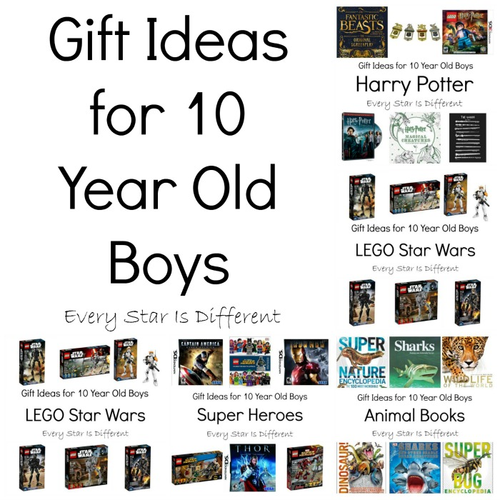 Gift ideas for 10 year old boys every star is different gift ideas for 10 year old boys negle Gallery