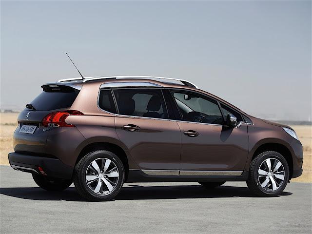 Peugeot 2008 e 208 com taxa zero até dia 31 de janeiro