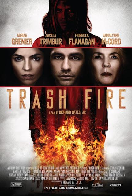 Trash Fire (2016) ταινιες online seires xrysoi greek subs