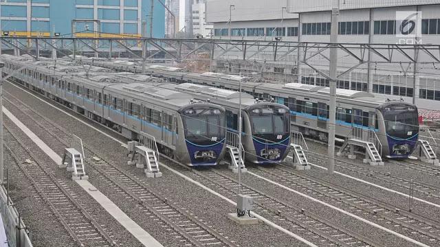 MRT Lebarkan Sayap ke Tangsel