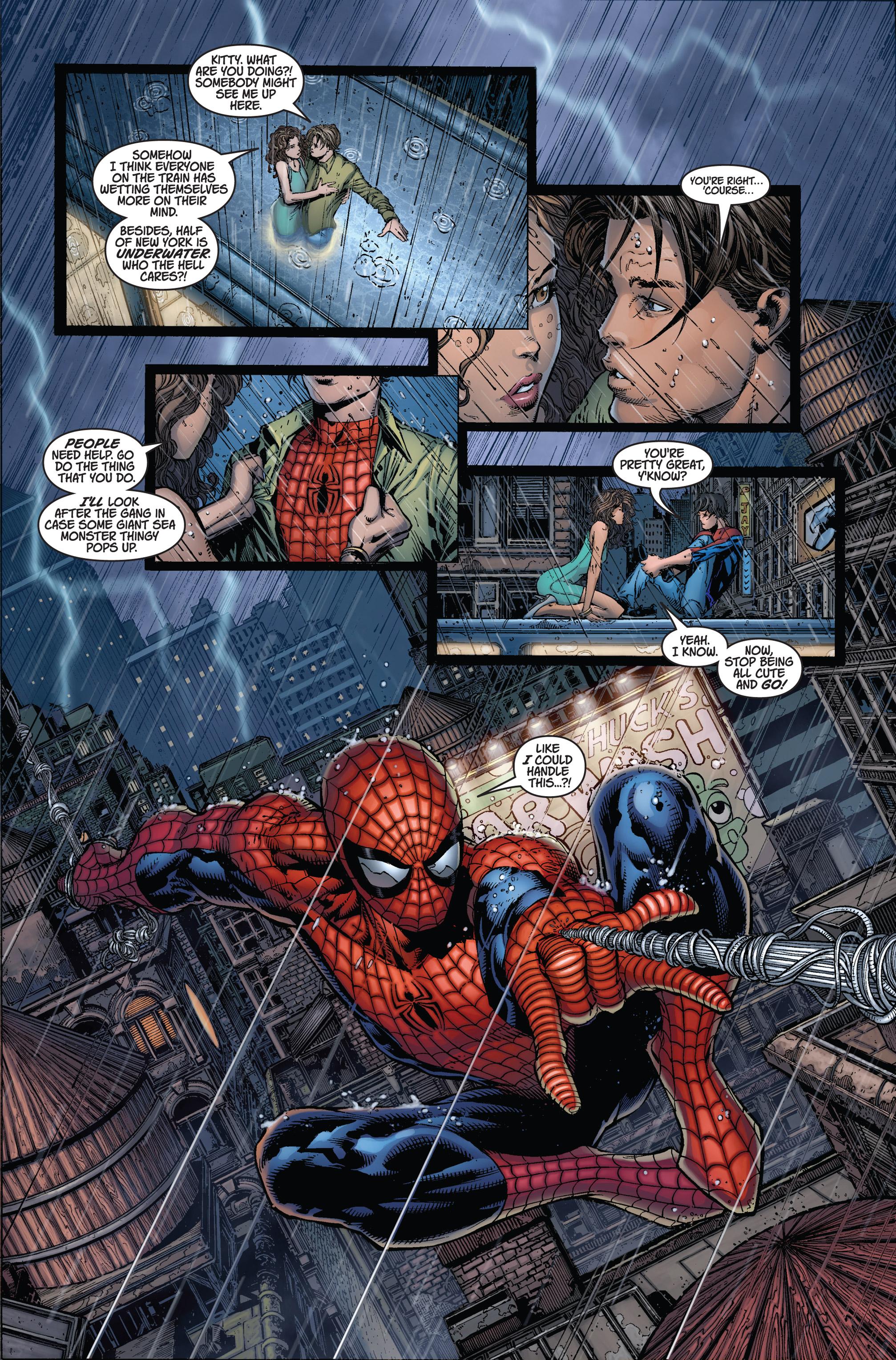 Read online Ultimatum comic -  Issue #1 - 12