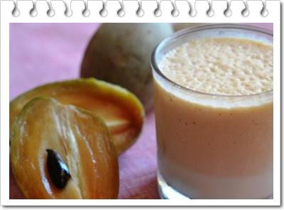 Manfaat jus buah sawo dan cara membuatnya